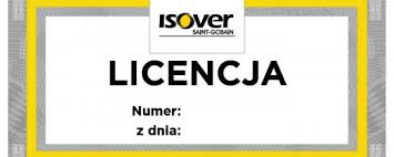 Isover_licencja